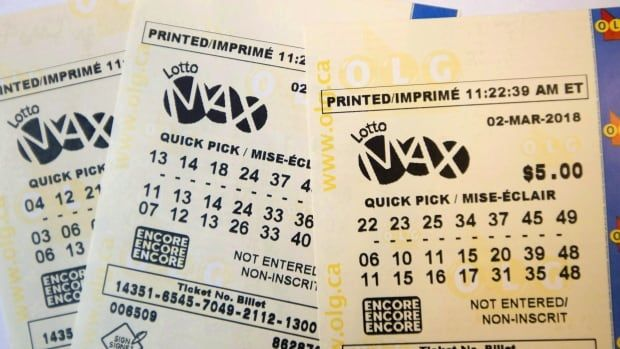 Alberta lottery players hope to cash in following