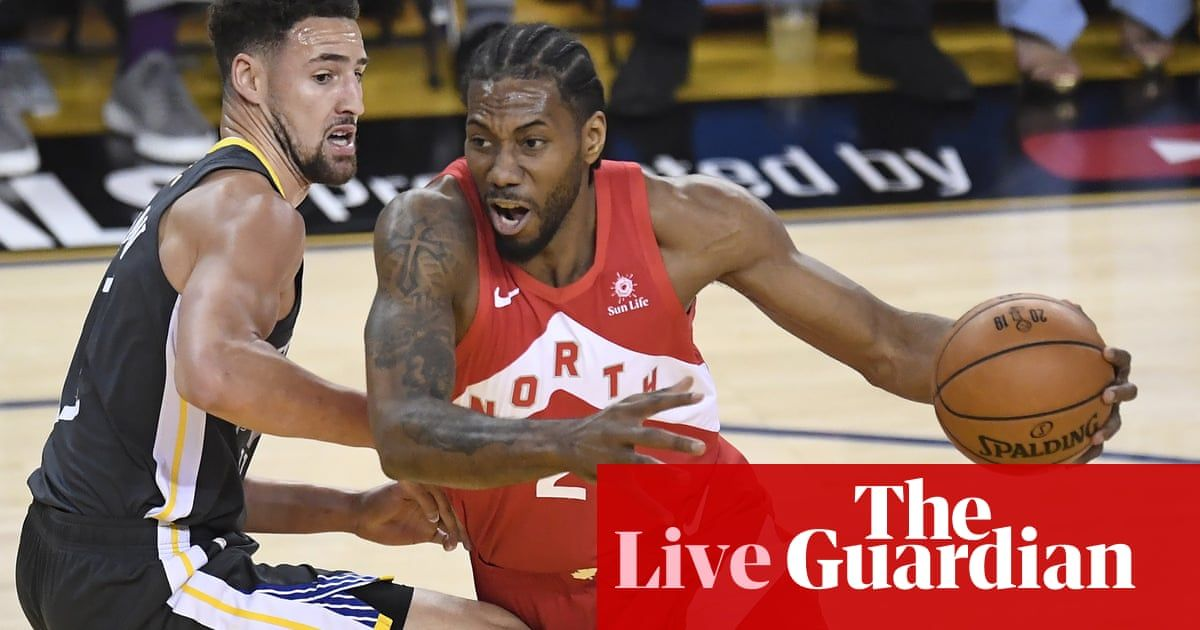 NBA Finals Game 6 LIVE updates: Toronto Raptors vs