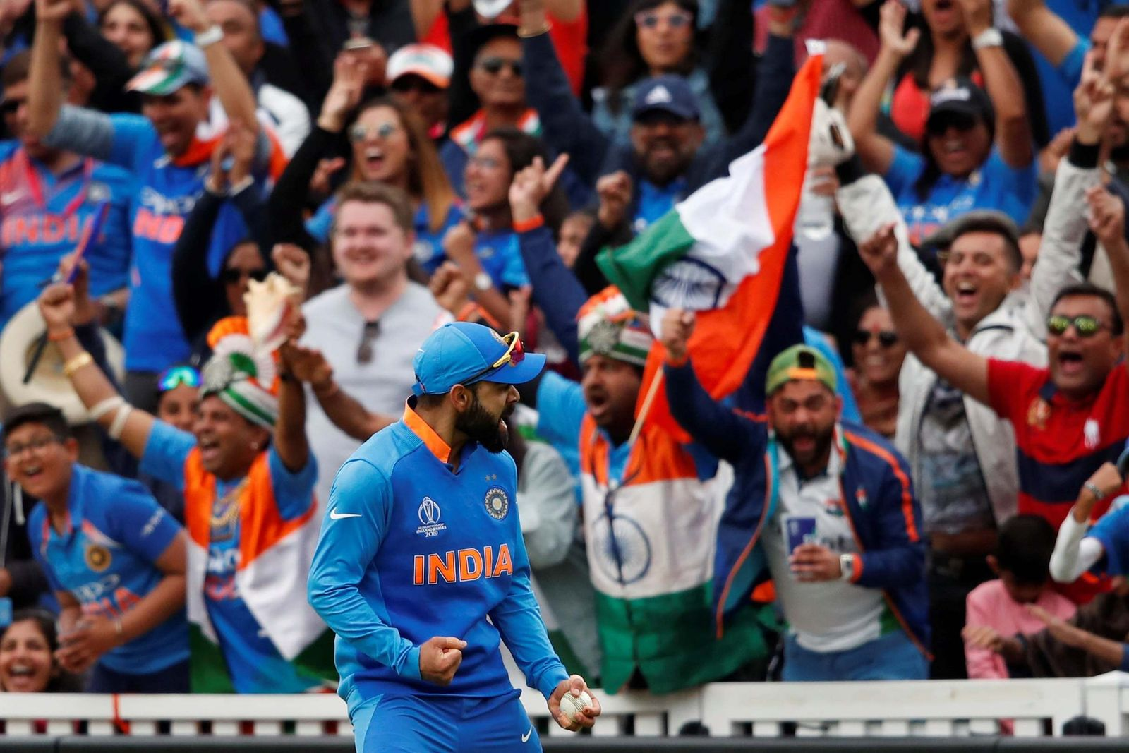 ICC Cricket World Cup 2019 news LIVE: India vs New    ➢ New Zealand